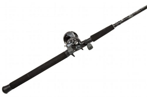 Abu Garcia Catfish Commando Cast Rod & Reel Combo