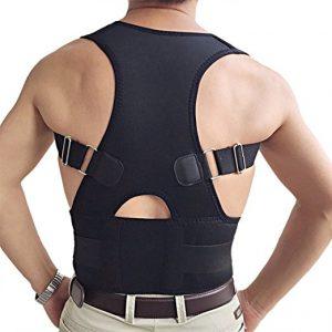 Back & Lumbar Support Brace
