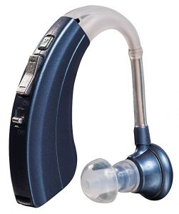 Digital Hearing Amplifier by Britzgo