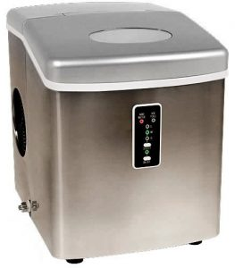 Edgestar IP210SS1 Portable Ice Maker