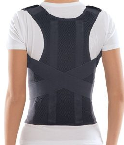 TOROS-GROUP Comfort Posture Corrector and Back Support Brace