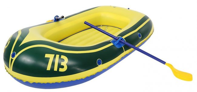 Ancheer Inflatable Boat