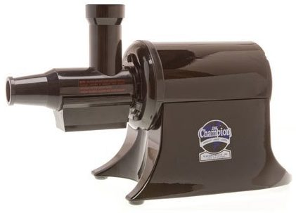 Champion Juicer G5-PG710 - BLACK Commercial Heavy Duty Juicer