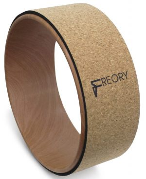 Freory - Cork Yoga Wheel