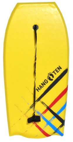 Hard Slick Bottom Performance Bodyboards