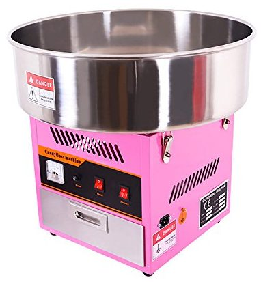 Clevr Commercial Cotton Candy Machine