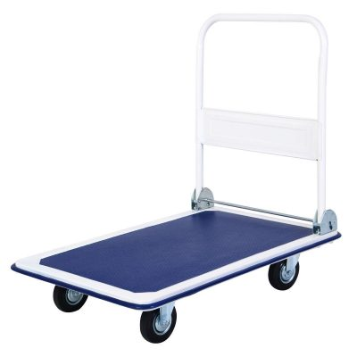 Giantex 660lbs Platform Cart