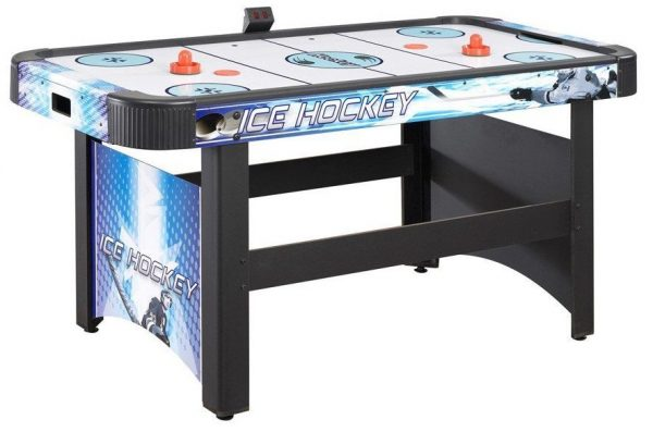 NG1009H Carmelli Face-Off 5ft Electric Scoring Air Hockey Table