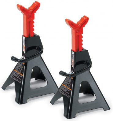 Powerzone 380036 3 Ton Steel Jack Stand