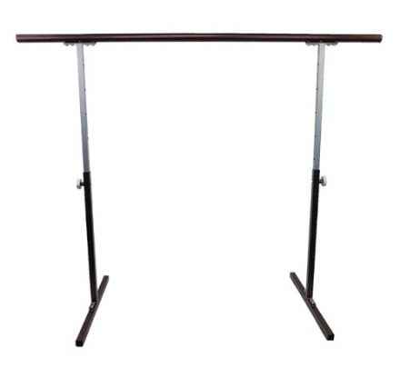 Softtouch Ballet Barre 5.5ft Portable Dance Bar