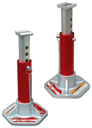 Torin Big Red T43004 Double Locking Aluminum Jack Stands