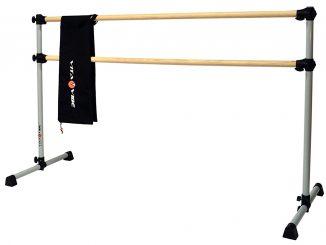 Vita Vibe Traditional Wood Ballet Barre