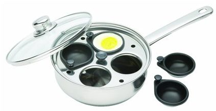 Clearview-Egg Poacher Pans