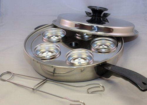 Famous-Maker-egg-poacher-pans