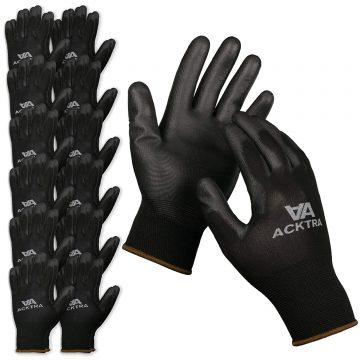 ACKTRA Work Gloves