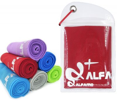 Alfamo-Yoga Towels