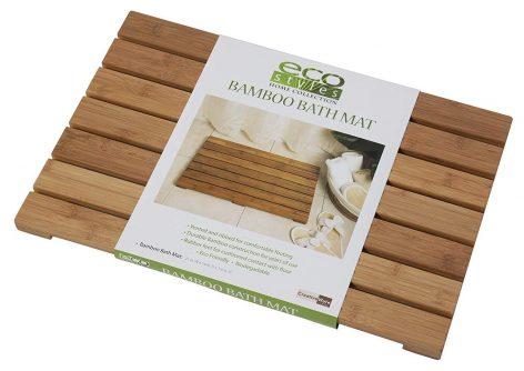 Creative Bath Bamboo Bath Mats