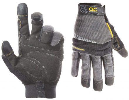 Custom Leathercraft Work Gloves