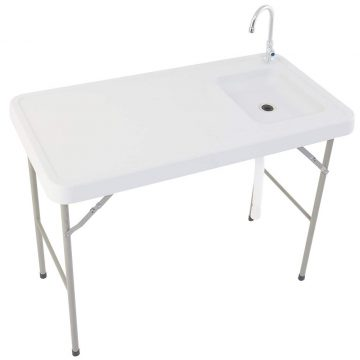 FORUP Fish Cleaning Tables