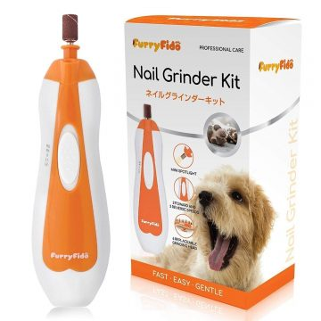 FURRY FIDO Dog Nail Grinders