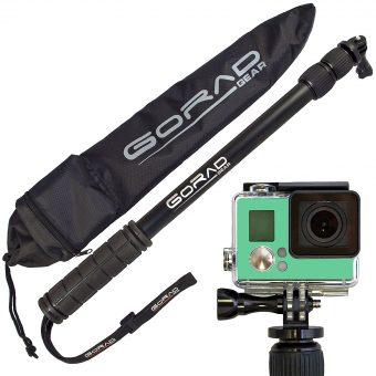 GoRad Gear-GoPro Selfie Sticks