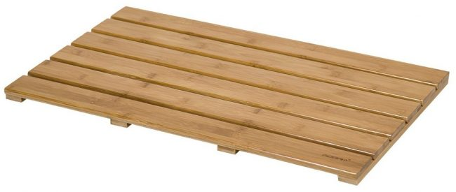 Gobam Bamboo Bath Mats