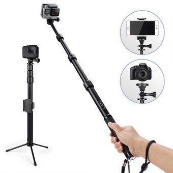 HSU-gopro-selfie-sticks