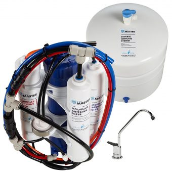 Home Master Under Sink Water Filters