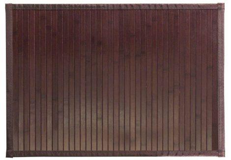 InterDesign Bamboo Bath Mats