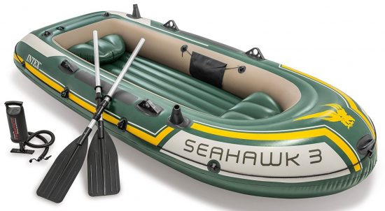 Top 10 Best Inflatable Fishing Boats in 2019
