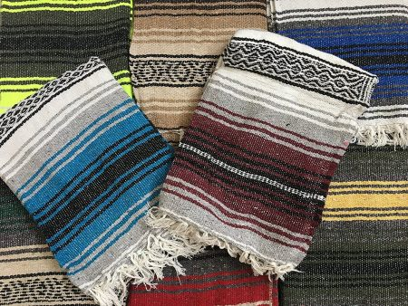 MEXIMART Yoga Blankets