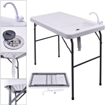 MTN Gearsmith Fish Cleaning Tables