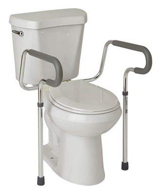 Toilet Safety Rails