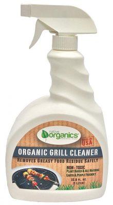 Native Organics Grill Cleaners
