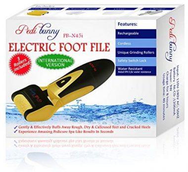 PediBunny Foot Callus Removers