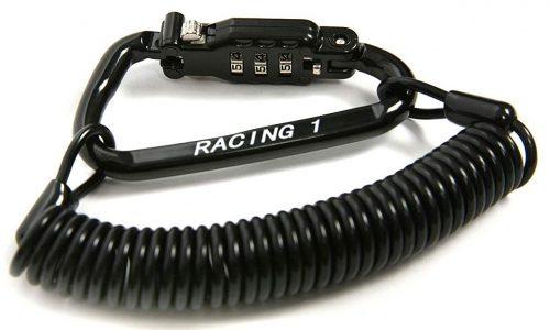 Racing Motorcycle Helmet Locks
