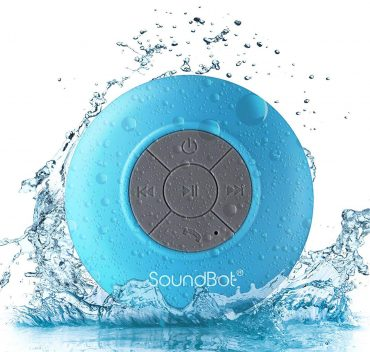 SoundBot Shower Speakers