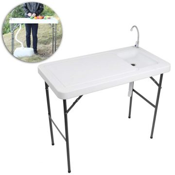 VINGLI Fish Cleaning Tables