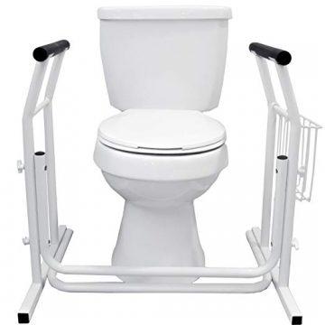 Vaunn Toilet Safety Rails