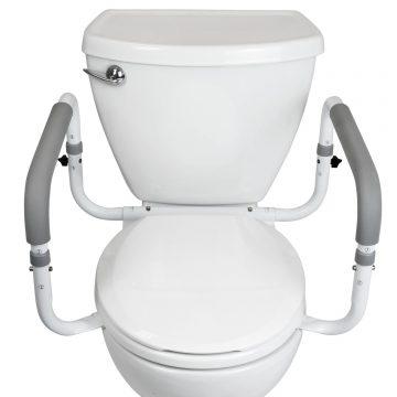 Vive Toilet Safety Rails