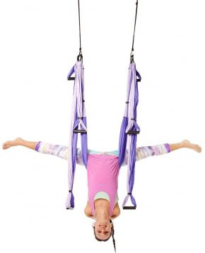 YOGABODY Naturals Yoga Swings