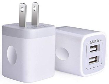 AILKIN USB Wall Chargers