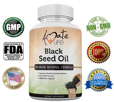 Amate Life Black Seed Oils