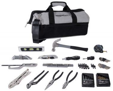AmazonBasics Home Tool Kits