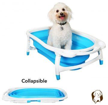 BaileyBear Dog Bath Tubs