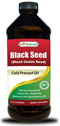 Best Naturals Black Seed Oils