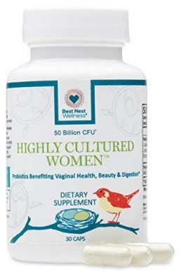 Best Nest Wellness Probiotics for Women