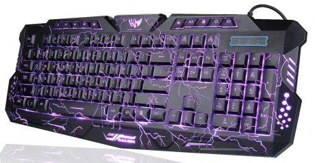 BlueFinger Gaming Keyboards Under $50
