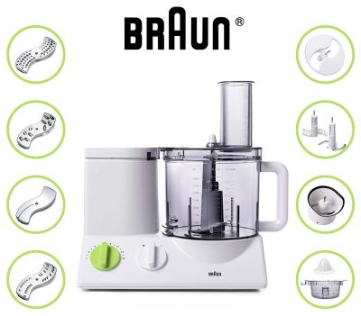Braun-food-processors