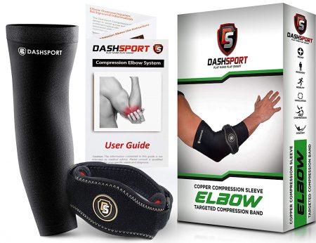 DashSport Tennis Elbow Braces